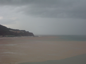Lluvias Torrenciales en Ceuta 27-28-29/09/2008