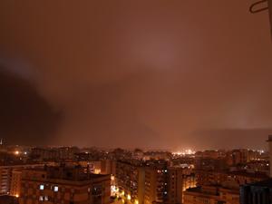 Tornado No-Supercelular (Landspout) EF2 Málaga