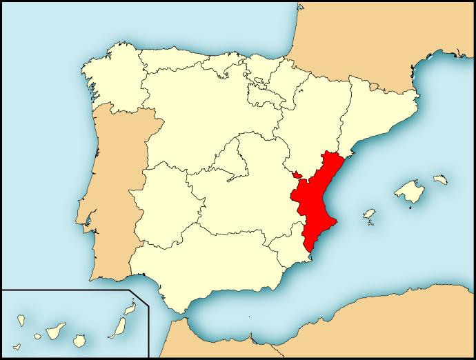 Episodio De Gota Fr A Sobre La Comunitat Valenciana